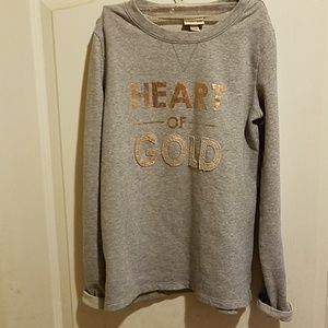 Cherokee Heart of Gold Sweatshirt 14/16